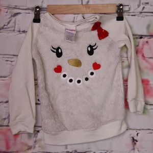 Snowman Sweatshirt.